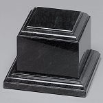 Black Marble Tiered Base 3