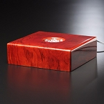 Premium Rosewood Lighted Base 7