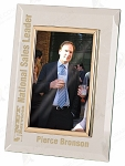 GOLD MIRROR PICTURE FRAME