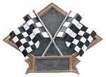 6X8.5 RACING DIAMOND PLATE-Large