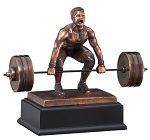 Weightlifting and BodyBuilding Trophies