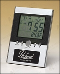 Multi-function Clock with Large LCD Screen 3-3/4