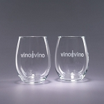 15oz. Trendsetter Stemless Wine - Traveler