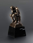 The Thinker Bronze Award