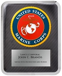 Marine Hero Plaque