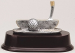 Golf Club Putter Trophy