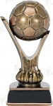 Soccer Cup Gold/Bronze 7 1/2
