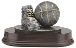 Basketball Resin Sculpture