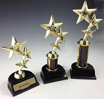Star Trophy Set