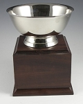 SILVER -PLATED CHAMPIONSHIP TROPHY CUP