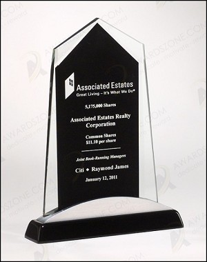 Apex Series Glass Award 6-5/8