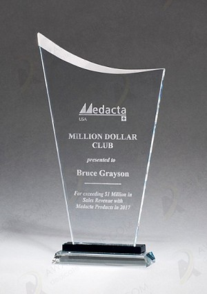 Contemporary Clear Glass Award
