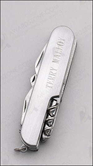 11-Function Pocket Knife