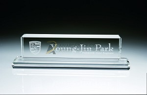 Presidential Name Plate