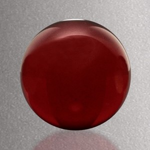 "Sphere - Red 1-1/2"" Dia."