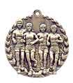 1 3/4 inch  Cross Country Millennium Medal