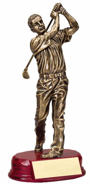 "10 3/4""Tall Golf Swing"