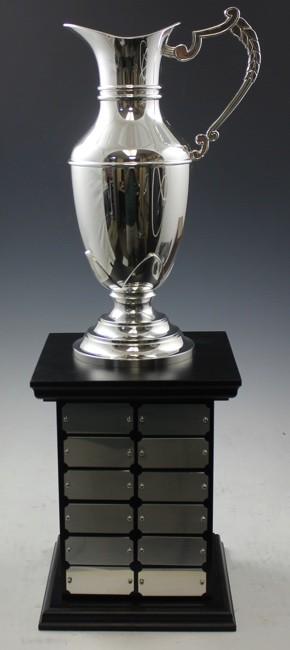 Claret Jug Perpetual Trophy Cup