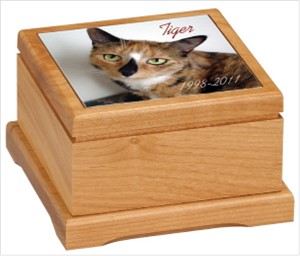 Pet Urn for Small dog or cat