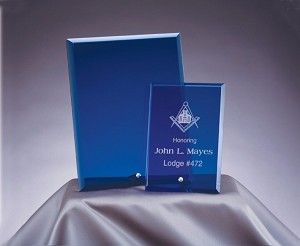 Low Cost Blue Glass Award