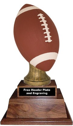 Perpetual Fantasy Football Trophy